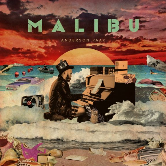 Yes Lawd! Anderson .Paak Makes a Soulful Commercial Introduction with Malibu