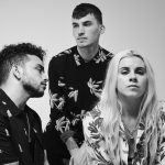 The Massachusetts trio PVRIS is back with the release of their second album All We Know of Heaven, All We Need of Hell