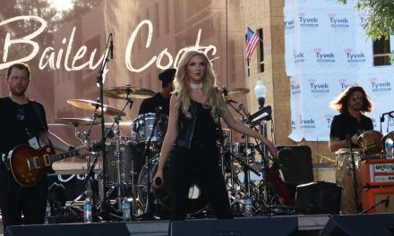 "UA's very own Bailey Coats and her new music video ""American Girl"""