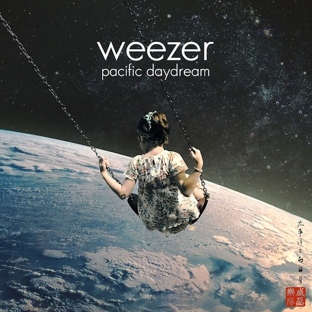 Weezer's Newest and Coolest Album, Pacific Daydream