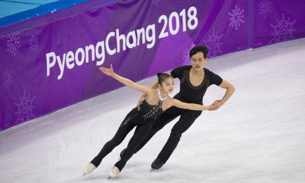 Modern music updates the world of figure skating