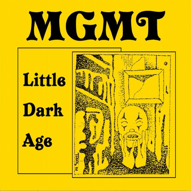 MGMT GOES DARK FOR THEIR UPCOMING ALBUM, LITTLE DARK AGE