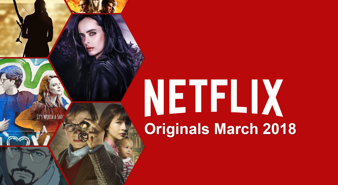 New on Netflix: March 2018