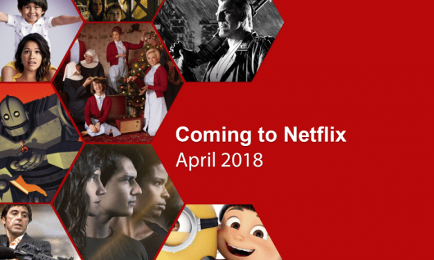 New on Netflix: April 2018