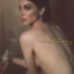 St. Vincent scales back with 'MassEducation'