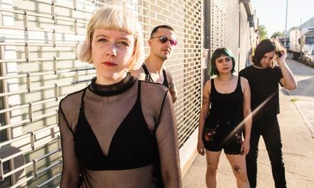 "Dilly Dally reaches with newest release, ""Heaven"""