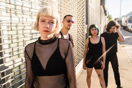 """Dilly Dally reaches with newest release, """"Heaven"""""""