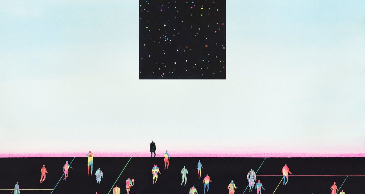 Young The Giant takes a look into the Mirror (Master)