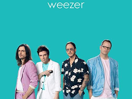 Weezer's Teal Album is even better than the real thing