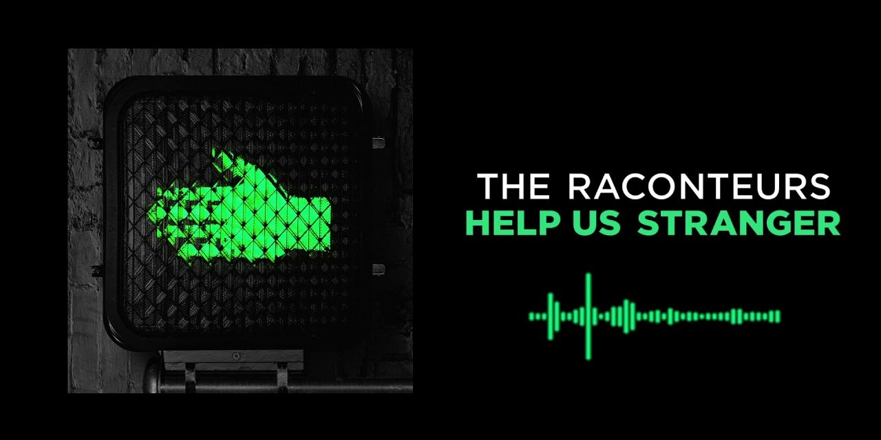 """The Raconteurs' Disappointingly Safe """"Help Us Stranger"""""""