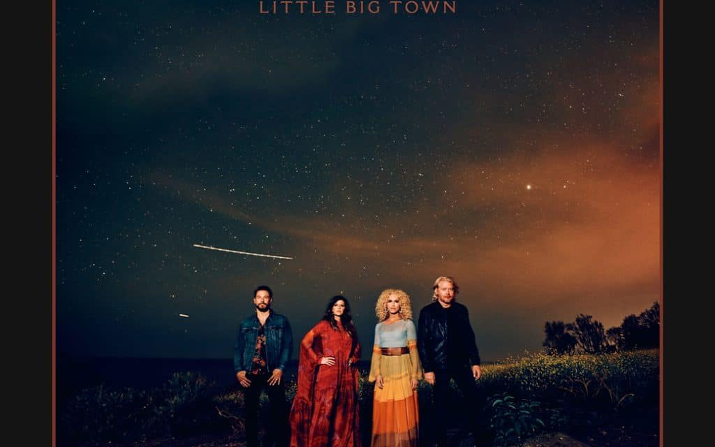 "What if we listened to Little Big Town's ""Nightfall"" at nightfall…?"