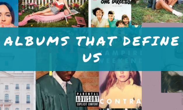 Albums That Define Us – Nostalgia: AJ Spurr